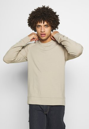 MOMENTUM  - Sweatshirts - british tan