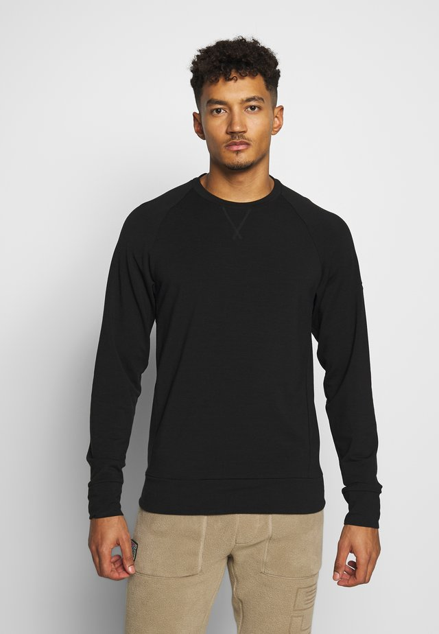 MOMENTUM  - Sweatshirt - black