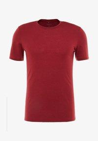 Icebreaker - ANATOMICA - T-Shirt basic - cabernet - 4