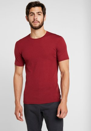 ANATOMICA - T-Shirt basic - cabernet