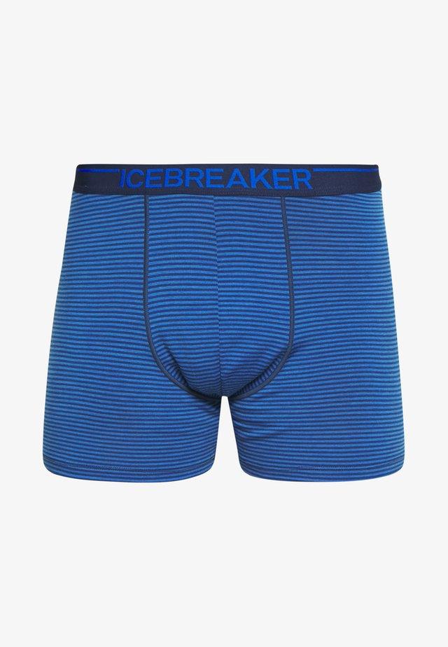 MENS ANATOMICA BOXERS - Panties - estate blue