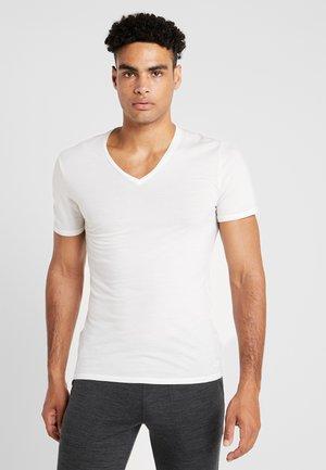 MENS ANATOMICA  - Unterhemd/-shirt - snow