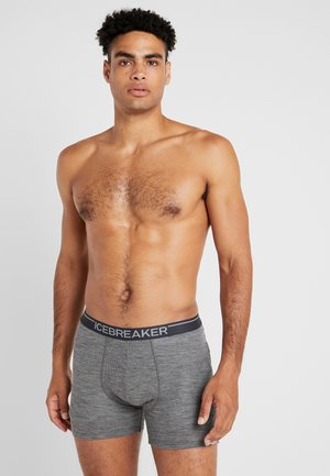 MENS ANATOMICA BOXERS - Panties - gritstone heather