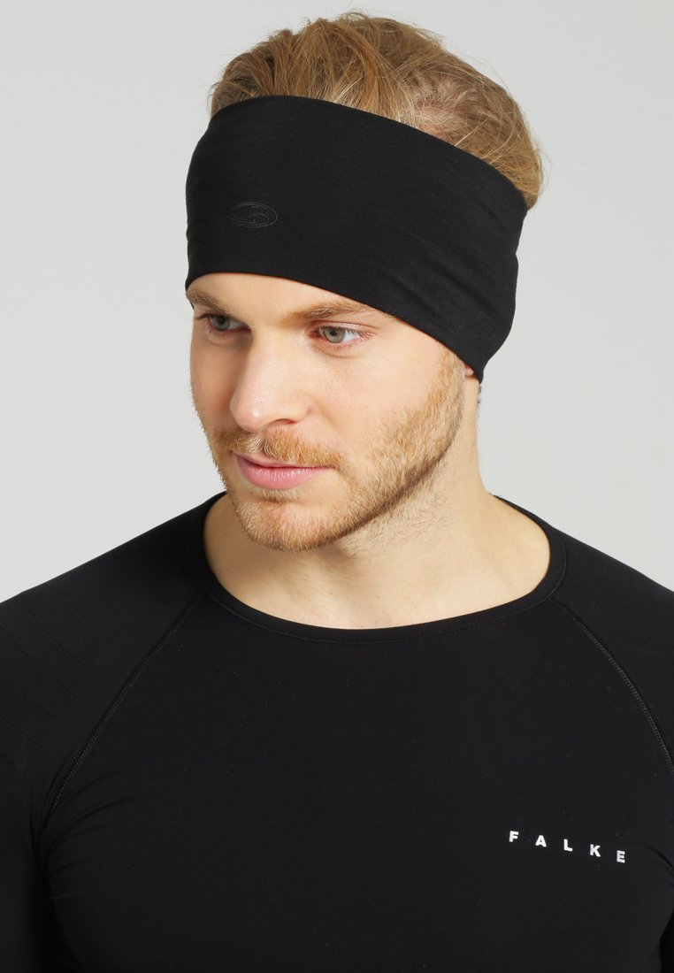 Icebreaker - CHASE - Ear warmers - black
