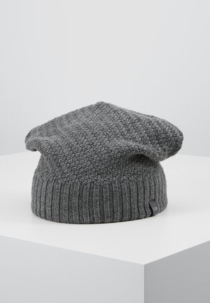ADULT SKYLINE SLOUCH BEANIE - Mössa - gritstone heather