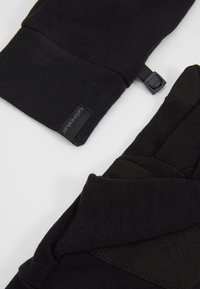 Icebreaker - ADULT SIERRA GLOVES - Gloves - black - 5