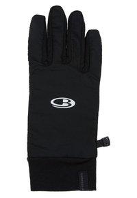 Icebreaker - ADULT TECH TRAINER HYBRID GLOVES - Handsker - black - 5