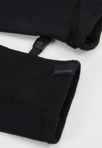 Icebreaker - ADULT QUANTUM GLOVES - Gloves - black - 5