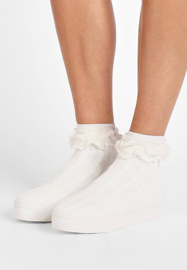 Opening Ceremony - BOBBY  - High-top trainers - white