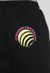 Opening Ceremony - Tracksuit bottoms - black - 6