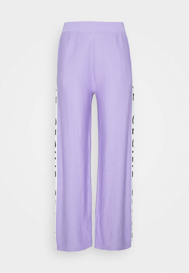 JUTTA - Bukse - lavender