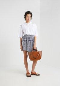 CECILIE copenhagen - SKIRT - Mini skirt - night - 1