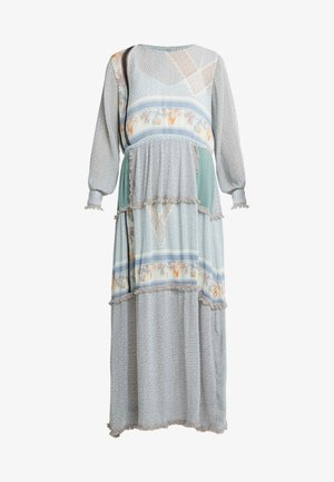 HARMONY DRESS - Maxi šaty - patch plizze