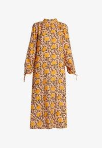 CECILIE copenhagen - SANTENA DRESS - Robe longue - amber - 4