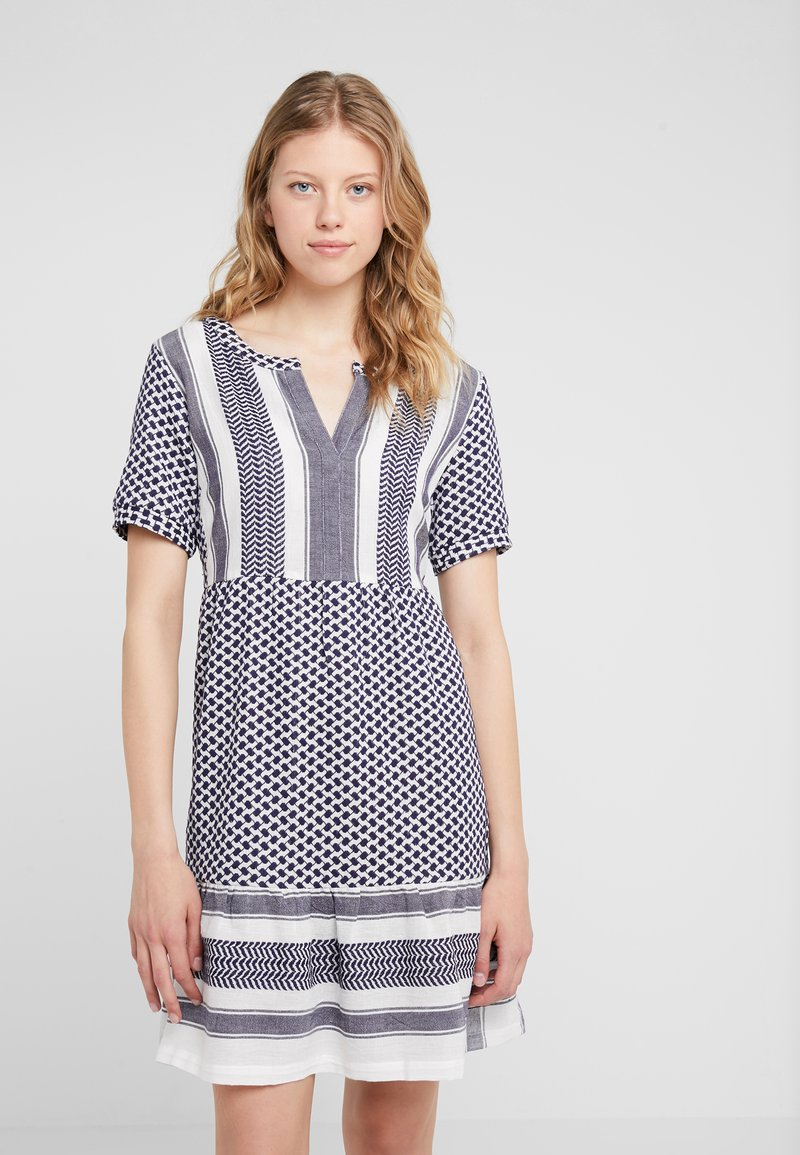 CECILIE copenhagen - VIGGA DRESS - Sukienka letnia - night