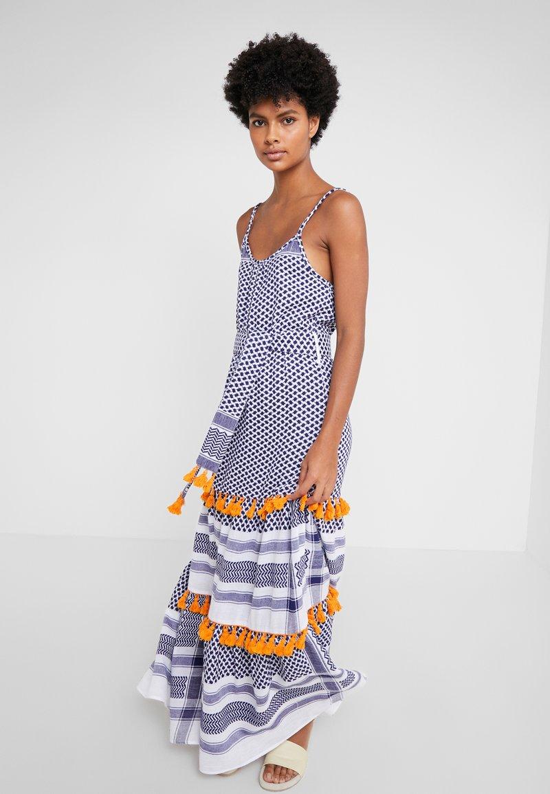 CECILIE copenhagen - IRENE DRESS - Długa sukienka - night