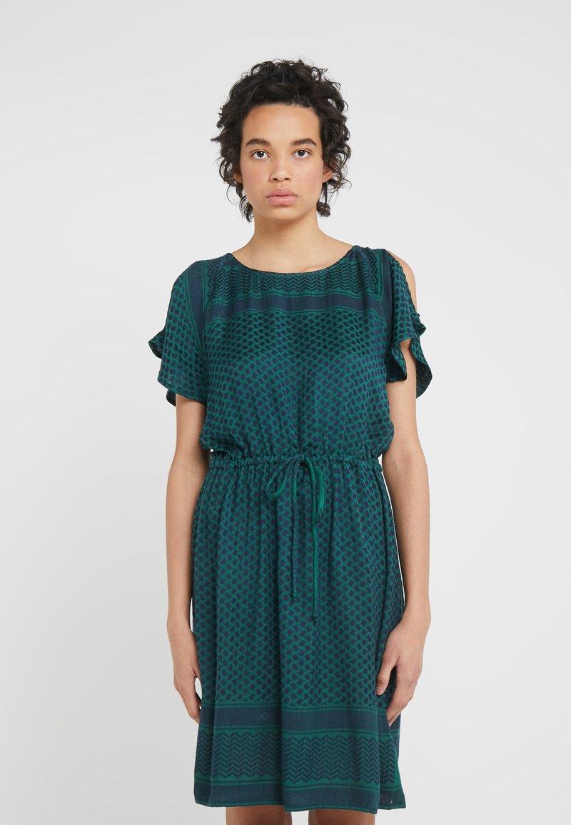 CECILIE copenhagen - EIA DRESS - Day dress - pepper