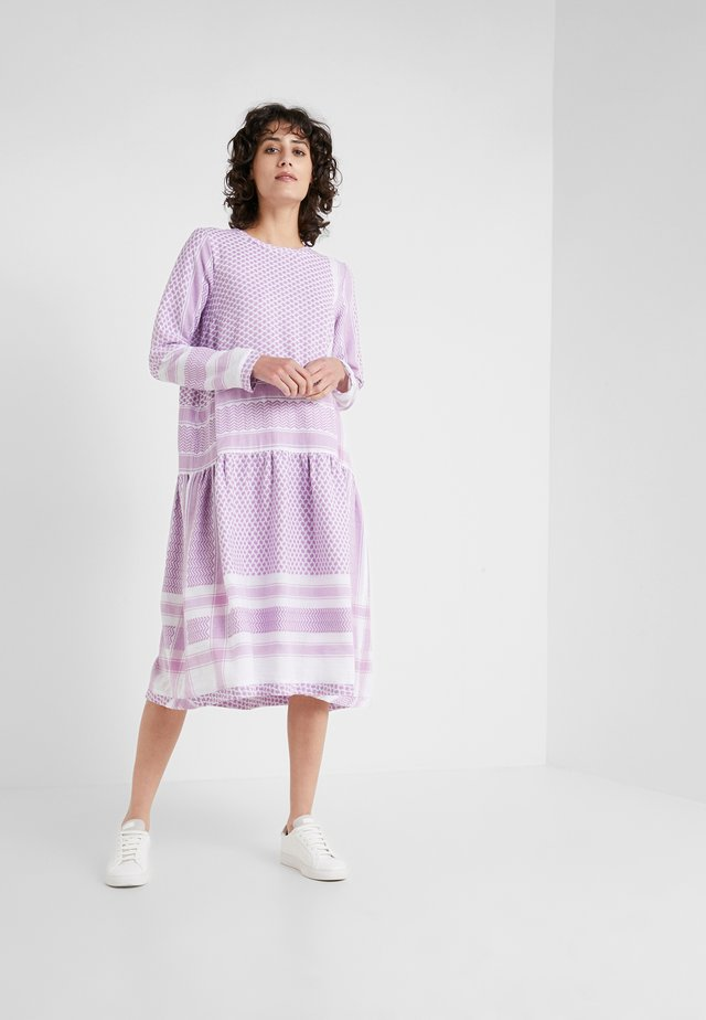 JOSEFINE - Day dress - purple