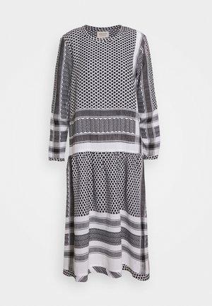 LYNETTE - Denní šaty - black/white