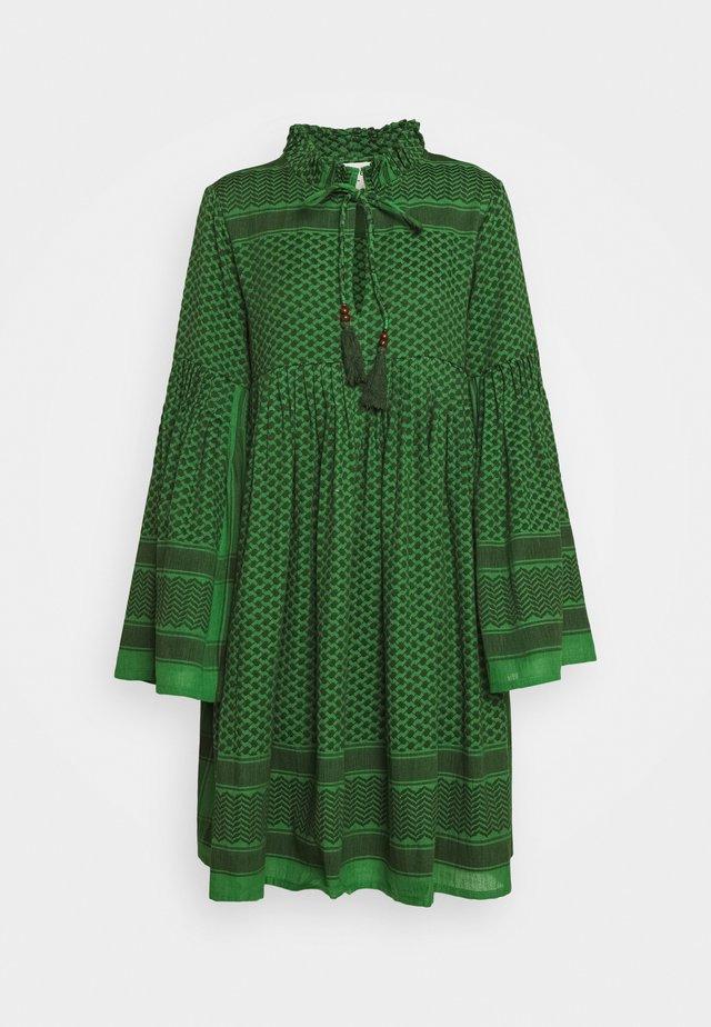 SOUZARICA - Day dress - moss