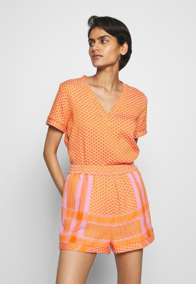 Bluzka - tangerine