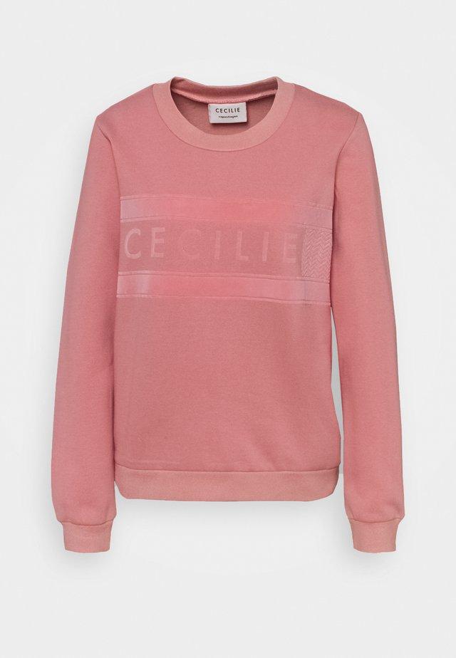 MANILA - Sweatshirt - blush