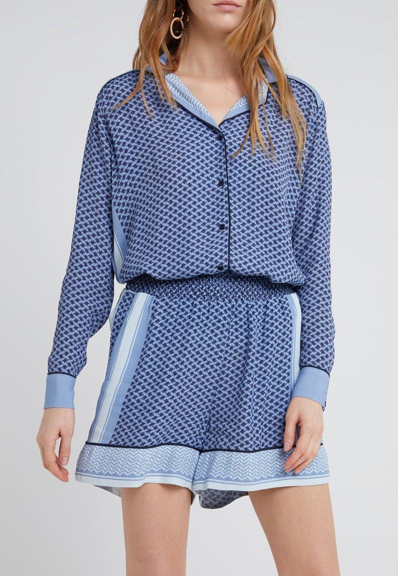 CECILIE copenhagen - AKA - Short - blue