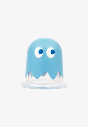 PACMAN SILICONE MASSAGE TOOL - Bath & body - blue