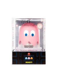 Cellu-Cup - PACMAN SILICONE MASSAGE TOOL - Bath & body - pink - 2
