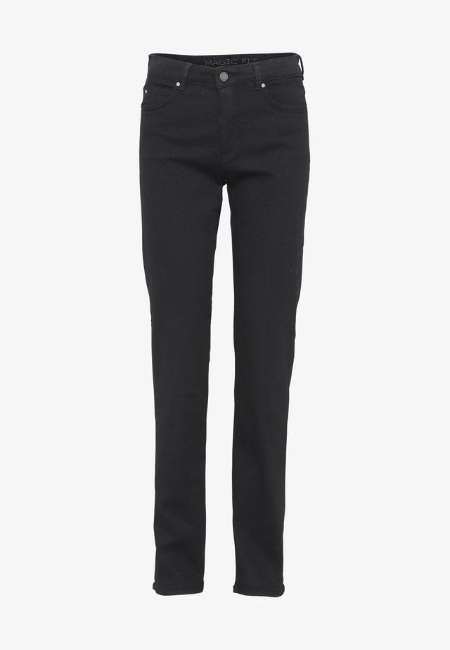 CERO & ETAGE PANTS - Trousers - black