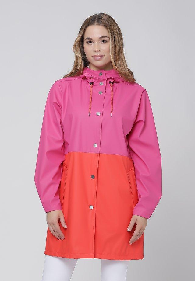 Parka - pink/orange