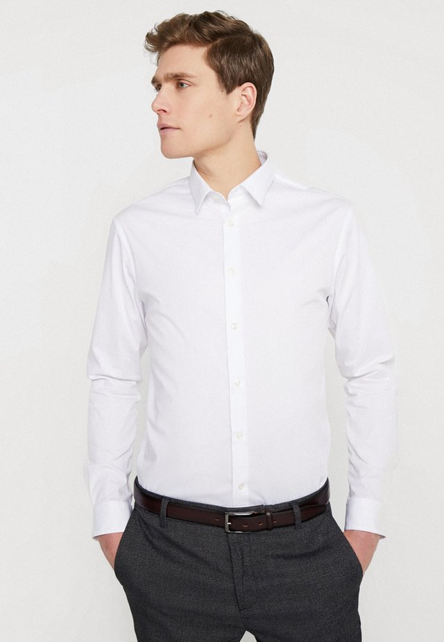 MASANTAL - Formal shirt - blanc