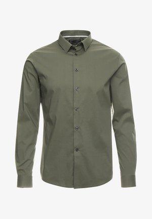 MASANTAL - Formální košile - kaki