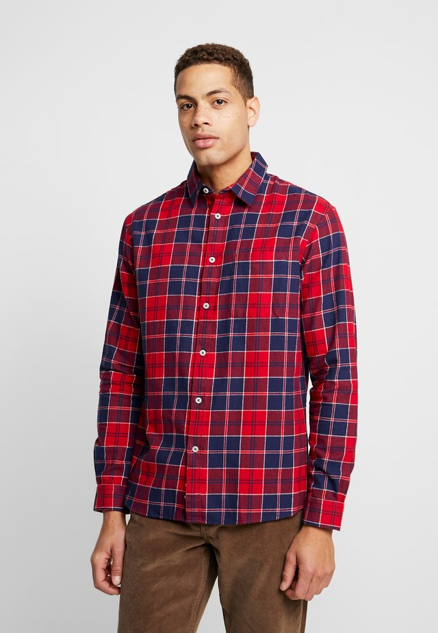 PARED CHECK - Shirt - red