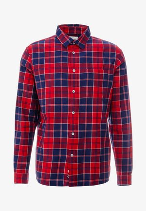 PARED CHECK - Chemise - red