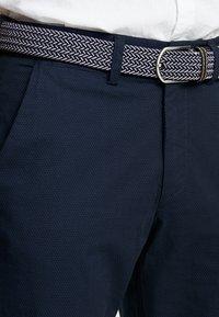 CELIO - NOBELTYD - Spodnie materiałowe - dark navy - 3