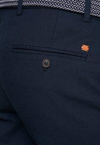 CELIO - NOBELTYD - Spodnie materiałowe - dark navy - 5