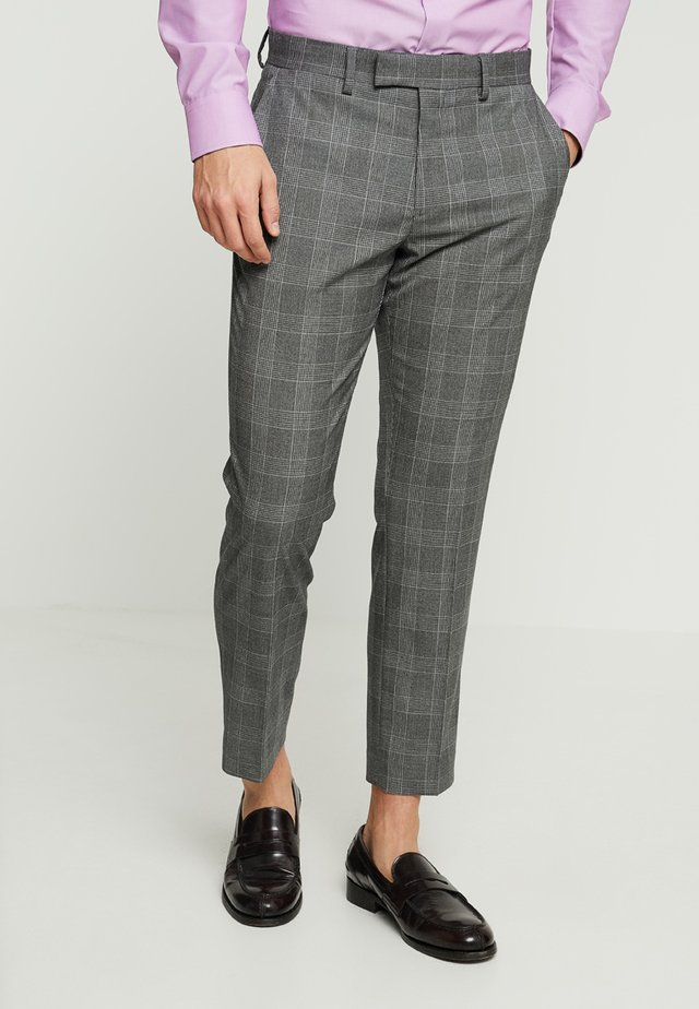 NO CHECKS - Pantaloni - gris