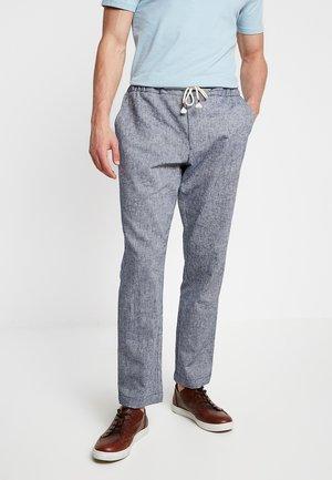 NOLINT - Spodnie materiałowe - bleu