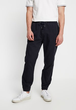 NOJOGGY - Trousers - marine