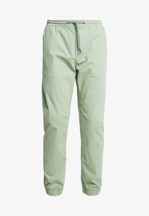 NOJOGGY - Trousers - green
