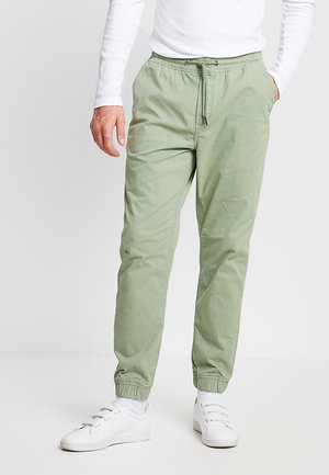 NOJOGGY - Kalhoty - green