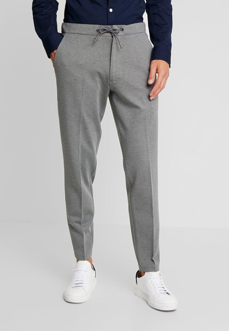 CELIO - POABY - Pantalon classique - gris clair