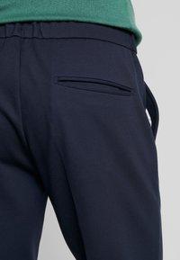 CELIO - POABY - Pantalon classique - marine - 5