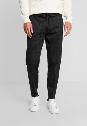POABY - Pantalon classique - anthracite