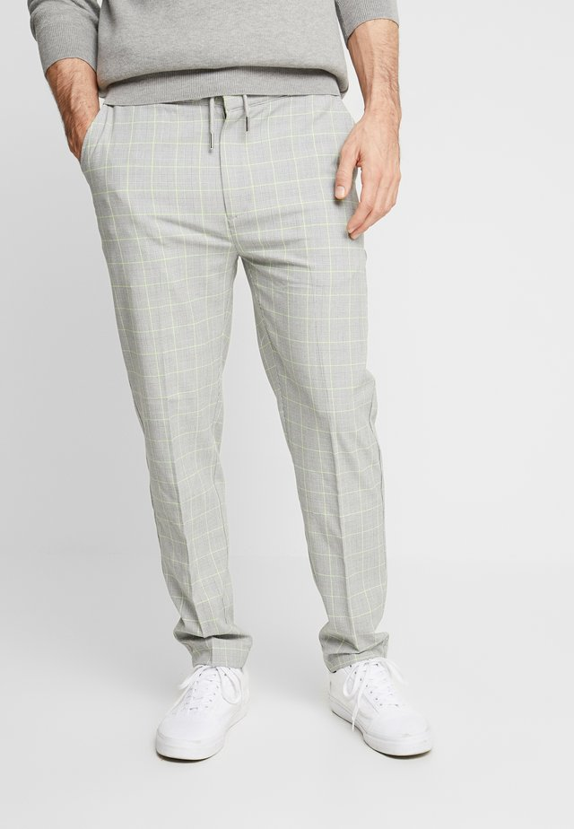 APOTOM - Broek - light grey