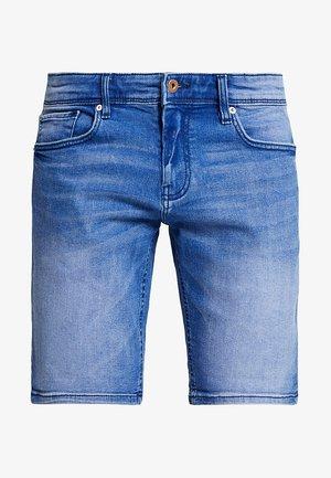 NOBROB - Shorts vaqueros - blue