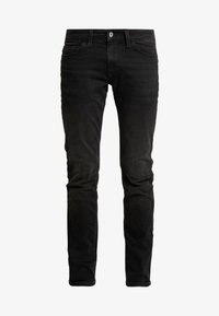 CELIO - FOSLOIR - Slim fit jeans - noir - 4