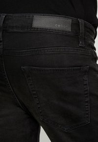 CELIO - FOSLOIR - Slim fit jeans - noir - 5