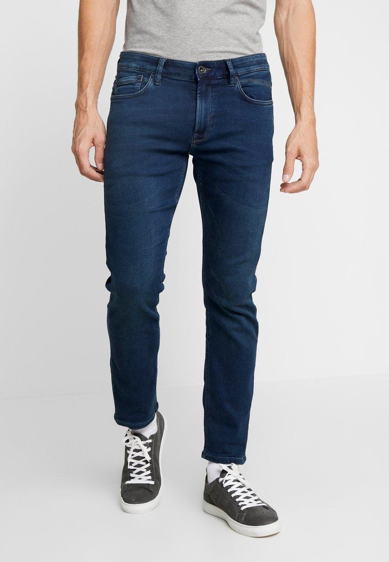 CELIO - LOKRAW - Straight leg jeans - stone